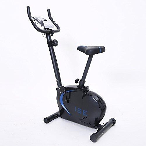 ISE Vélo d'Appartement Ergomètre - Vélo Cardio - Système de...