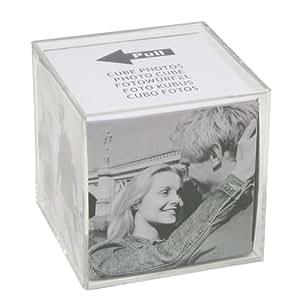Deknudt Frames S58RE2 Cube Photo pour 6 Photos 9 x 9 cm