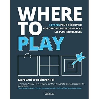 Where to play: 3 étapes pour découvrir vos opportunités de marché les plus profitables