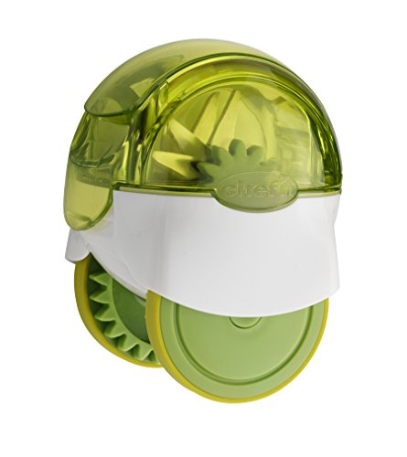 Chef'n quot;GarlicZoom II Cortador de ajo 6,5 x 4,8 x 7,5 cm, verde