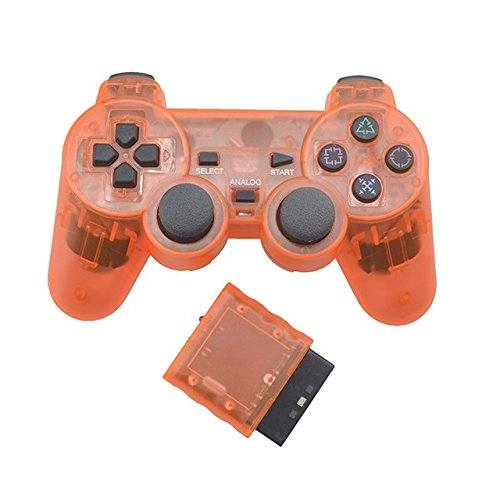 BIGHUB Wireless Controller JoyPad For PS2 Game Console Blueetooth Mando Jogos Manette Controle Joystick Gamepad For Playstation 2