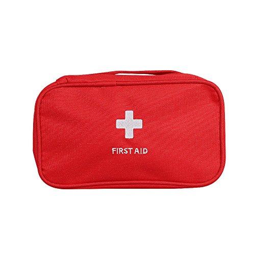 Reiseapotheke Erste Hilfe Tasche Medizin Aufbewahrungstasche Tragbare