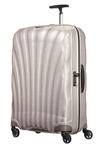 Samsonite Cosmolite Spinner Suitcase, 75 cm, 94 L, AltWeiß (Pearl)