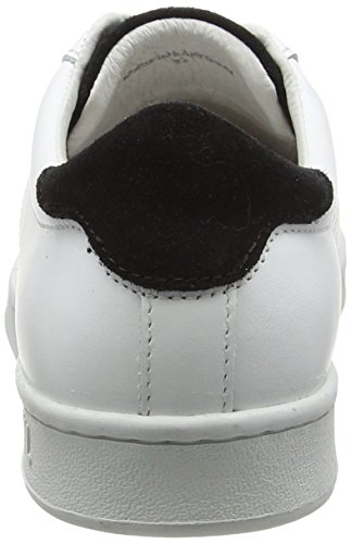 Wood Wood Shoes Bo Shoe, Sneakers basses mixte adulte White (White Ww)
