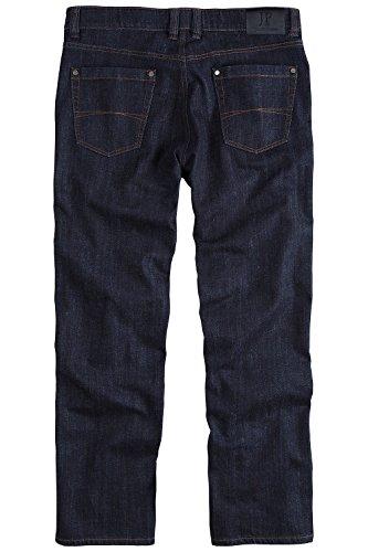 JP 1880 Herren große Größen bis 66 | Jeans-Hose | 5-Pocket-Form | Denim Hose im Regular Fit | Stretch-Comfort | Baumwolle | 703353 Darkblue