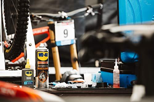 WD-40 Bike Kettenöl Feuchte Bedingungen 100 ml, transparent, 49687 - 4