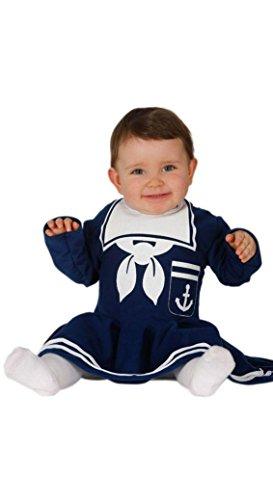 OSIN - Größe 92-93 cm ( 12-24 Monate ) (Kleinkind Matrose Kostüm)