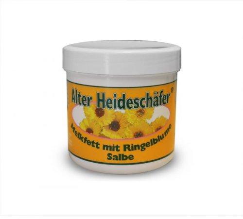 'ALTER Heideschaefer Melkfett mit Ringelblume, 250 ml
