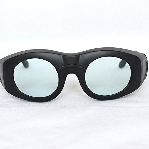 Q-BAIHE holmio Gafas de Protección para Láser 2100NM Láser Gafas 980-2500NM luz Gafas de Protección Gafas de Seguridad