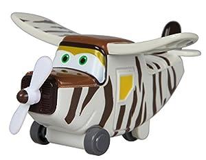 Alpha Animation & Toys Super Wings Die-Cast Bello Metal vehículo de Juguete - vehículos de Juguete (Metal, Negro, Marrón, Color Blanco, 4 año(s), 9 año(s), Niño/niña, 48 g)