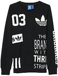 adidas Logo Sweat Shirt - Sudadera para hombre