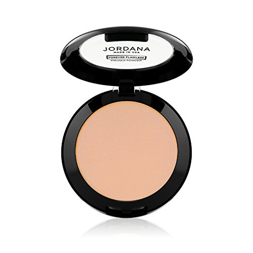 JORDANA Forever Flawless Face Powder - Classic Natural