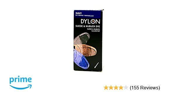 first rate 6e751 c66c5 Dylon Suede   Nubuck Shoe Dye - Navy Blue  Amazon.co.uk  Kitchen   Home