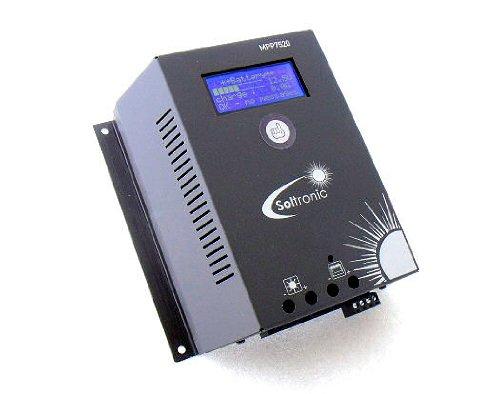 Solarladeregler Solar Laderegler MPPT 7520 -