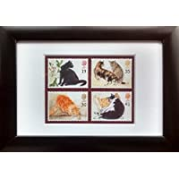 Gatti favolosa francobolli dal 1995
