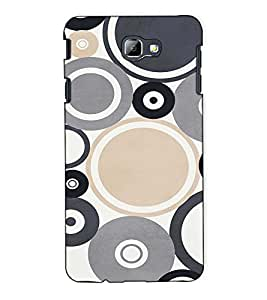 Fuson Designer Back Case Cover for Samsung On5 (2016) New Edition For 2017 :: Samsung Galaxy On 5 (2017) (Colourful Designer Theme)