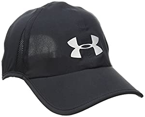 Under Armour Men's Shadow Cap 4.0 Gorra de Béisbol, Hombre, Negro (Black), OSFA