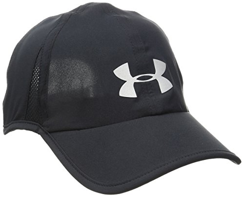 Under Armour Herren Men's Shadow Cap 4.0 Kappe, Black, OSFA