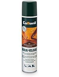 Collonil Nubuk & Velours Spray 200ml - Brun Foncé