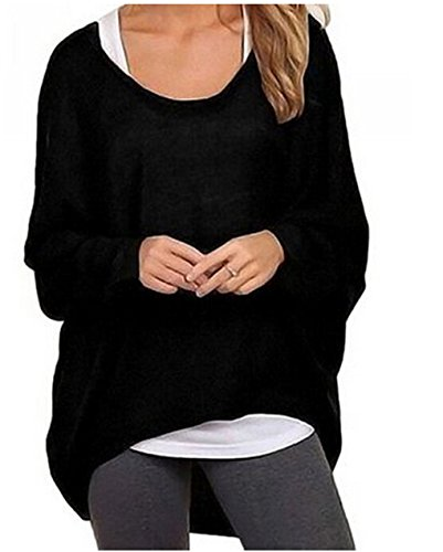 ized Baggy Off-Shoulder Shirts Pullover Tops (Halloween Jack Daniels)