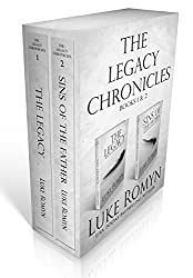 The Legacy Chronicles Bundle 1: The Legacy and Sins of the Father (English Edition)