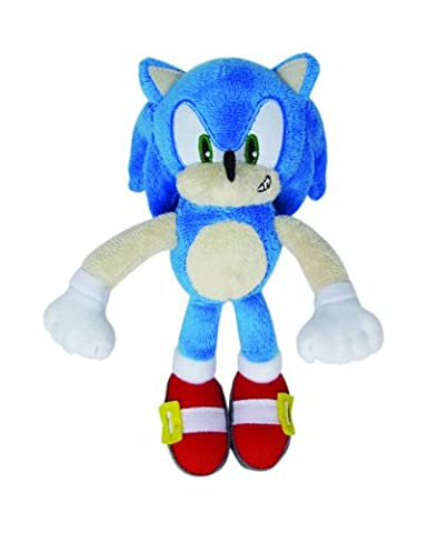 Sonic the Hedgehog 20th Anniversary Modern Sonic 7 Inch Peluche Toy