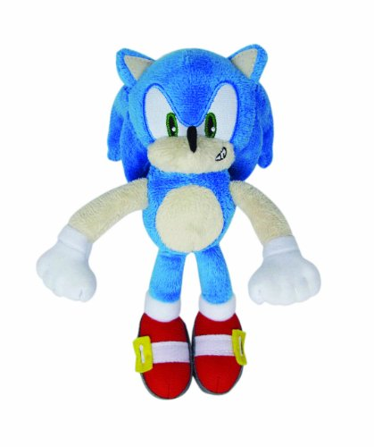 Sonic The Hedgehog 7-inch Plush Toy