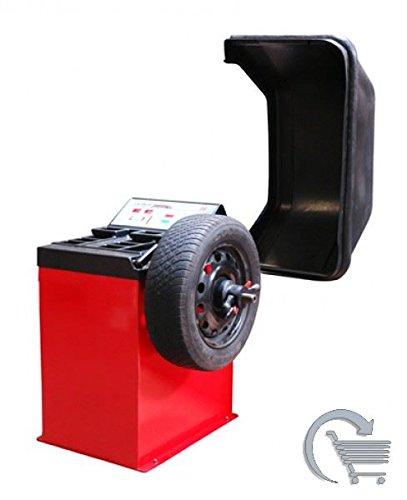 Reifenwuchtmaschine 24 Zoll inkl. Zubehör