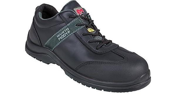 W/ÜRTH MODYF Chaussures de s/écurit/é S3 SRC Eco Montantes Noires