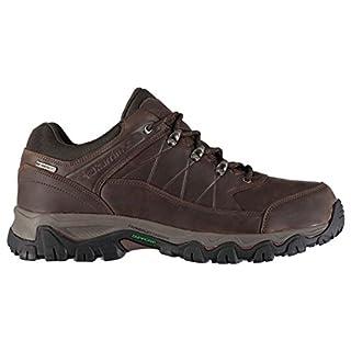 Karrimor Mens Dales Low Waterproof Walking Shoes Brown UK 10 (44)