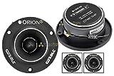 New Orion Cobalt CM104 500 Watt 4-Ohm Loud Car Audio Mid-Range Midbass Speaker