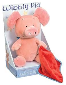 Wibbly Pig blanket wp1067