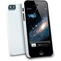 vau SlimShell Case - matte white - Hülle, Tasche für Apple iPhone 5 & iPhone 5S