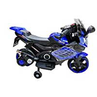 Electric Ride for Kids blue color