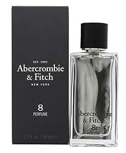 Abercrombie & Fitch 8 Perfume Eau de Parfum 50ml Spray