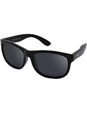 Bambini Wayfarer Polarizzati Occhiali da Sole di WHCREAT Montatura in gomma flessibile per Ragazze Ragazzi di...