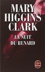 La Nuit du renard de Mary Higgins Clark