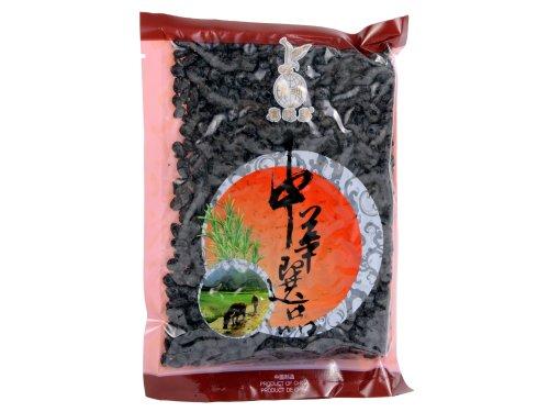 Eaglobe - Schwarze Gesalzene Sojabohnen - 250g - Original chinesisch
