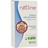 Netline Bioes creme decolorante visage et corps 20 ml