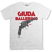 Giuda Ballerino - Dylandog- anniversario - -Ignoranza - Magliette Ignoranti - Viral T-Shirt - Frasi Virali - Scritte Divertenti