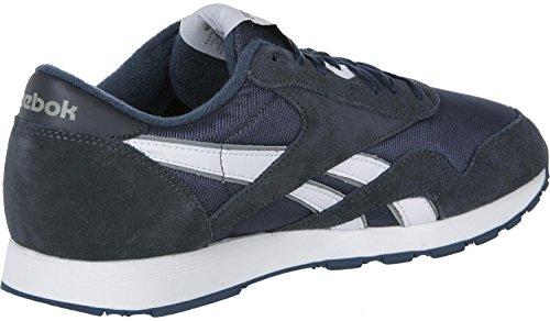 Reebok Classic Nylon, Sneakers Basses Mixte Adulte