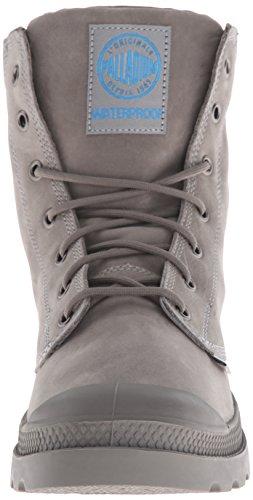 Palladium - boots /bottines - pampa cuff wp lux Gris