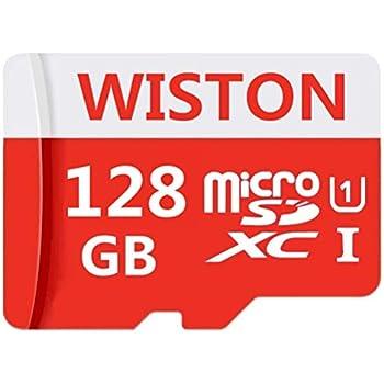 Tarjeta de Memoria Flash Micro SD SDXC de 128 GB de Alta Velocidad con Adaptador Gratuito