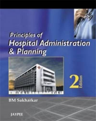 principles of hospital administration