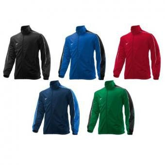 Nike TEAM POLY KNIT WARM UP JACKE Trainingsjacke kombinierbar mit Poly Trainingshose, Größe:3XL, Farben:navy Knit Warm Up Jacket