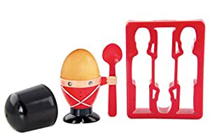 Paladone Soldier Egg Cup and Toast Cutter