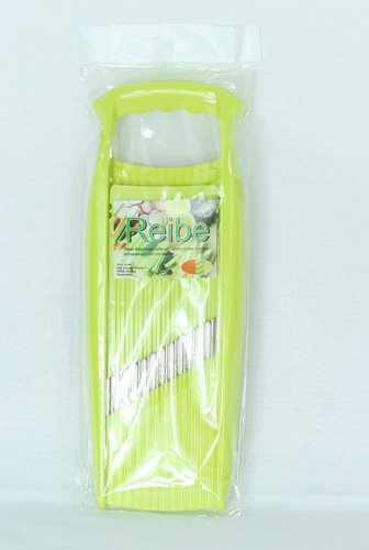 Waffel- und Garnierhobel grün Nr. 6722ST