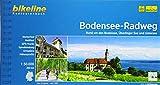 bikeline Radtourenbuch Bodensee-Radweg: Rund um den Bodensee, Überlinger See und Untersee 1:50 000, 260 km, GPS-Tracks Download, wetterfest und reißfest (Bikeline Radtourenbücher) - bikeline