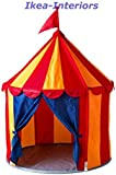 IKEA Circus Childs Play Tent Playhouse Children Kids Play House - BRAND NEW
