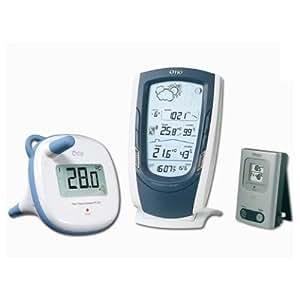 Otio - 805605 / phs-5172 - Sonde de piscine et centrale thermomètre sans fil
